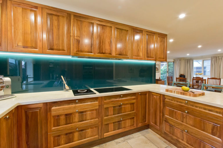 Kitchen renovation<br>timber treasure