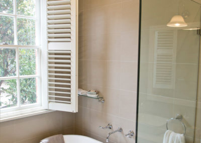 bathroom-freestanding-bath-tub-tile-shutters-kitchen-update