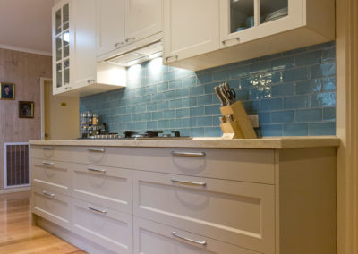 beige-shaker-blue-subway-tile-glass-doors-colonial-glazing-bars-kitchen-update