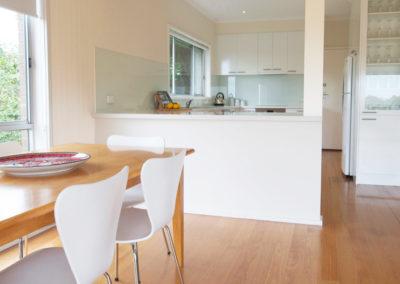 laminex-polar-white-silk-open-plan-dining-wall-opening-glass-display-cabinet-kitchen-update