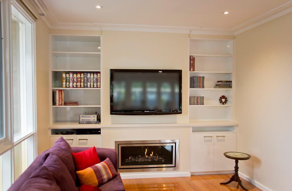 Fireplace Design fireplace wall unit : Wall unit renovationbeautiful balance | Kitchen Update