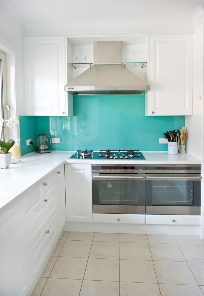Kitchen Renovationaqua Splash
