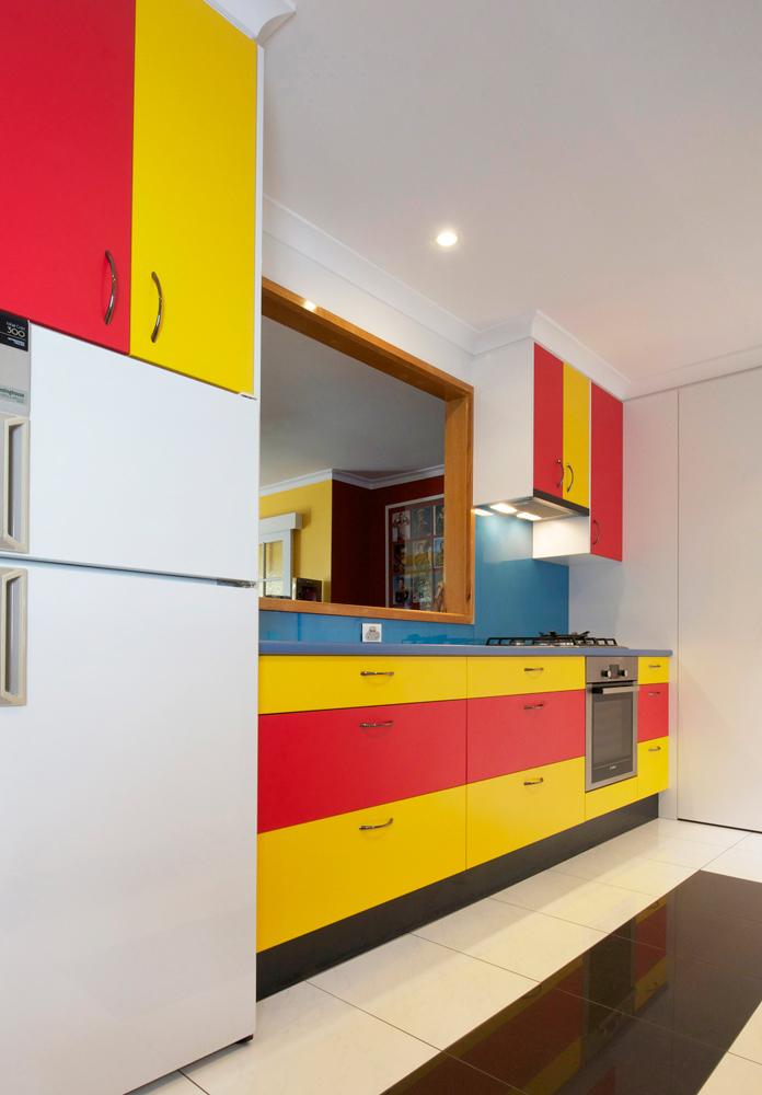 Kitchen renovationbold & bright   Kitchen Update