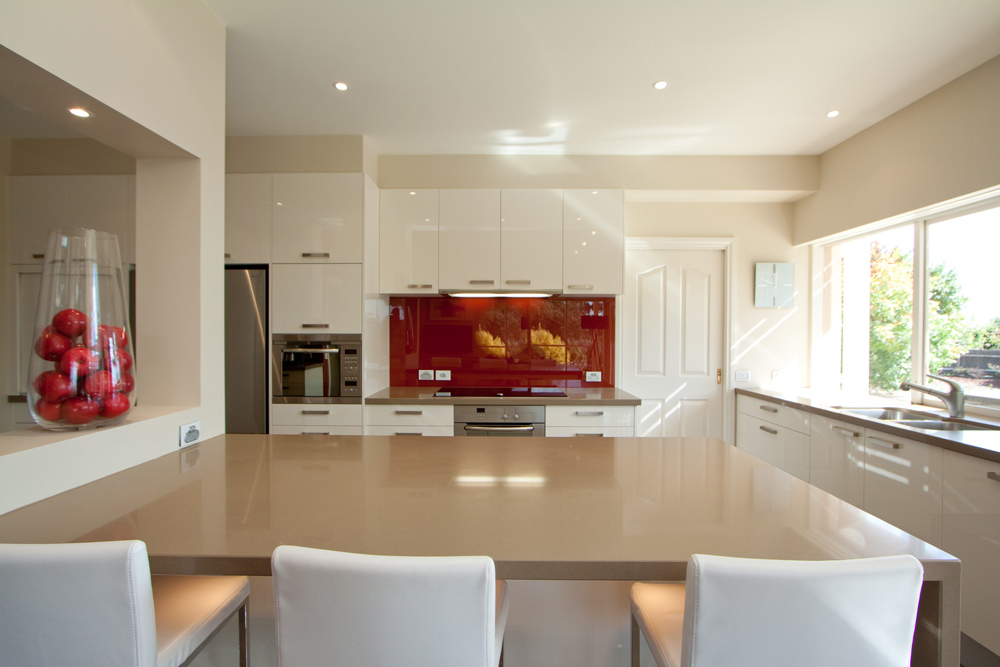 Kitchen Renovationcleverly Constructed Kitchen Update